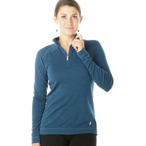 Smartwool 1/4 zip 250 long sleeve pullover